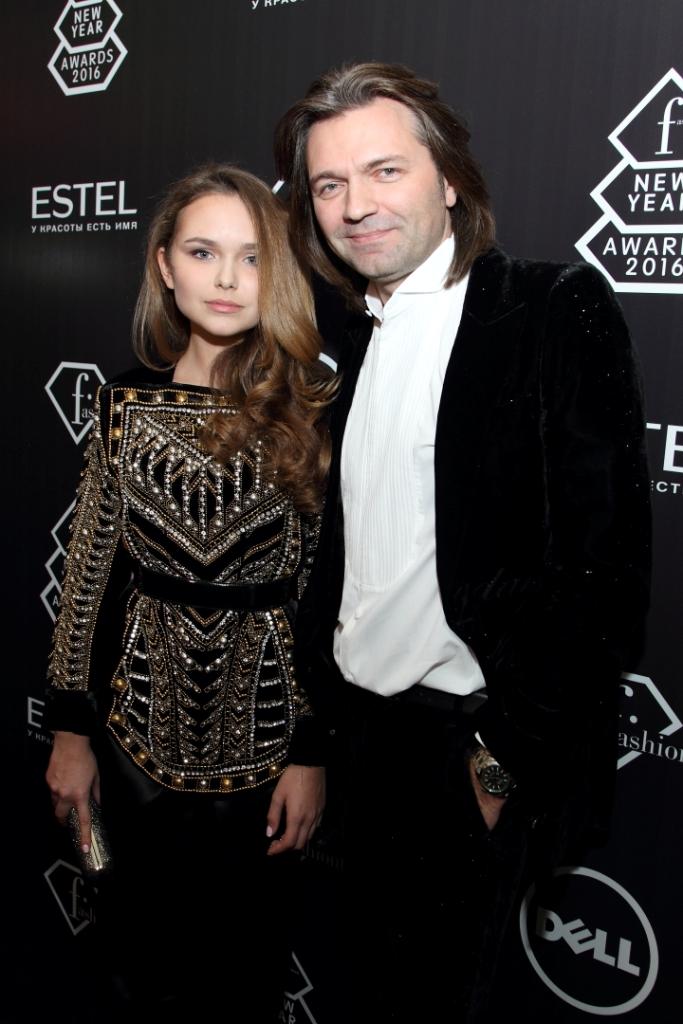 Дмитрий и Стефания Маликовы