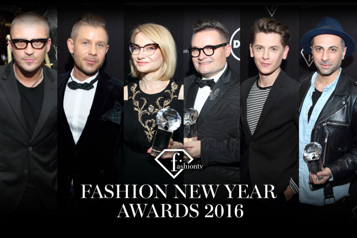 Fashion New Year Awards 2016,