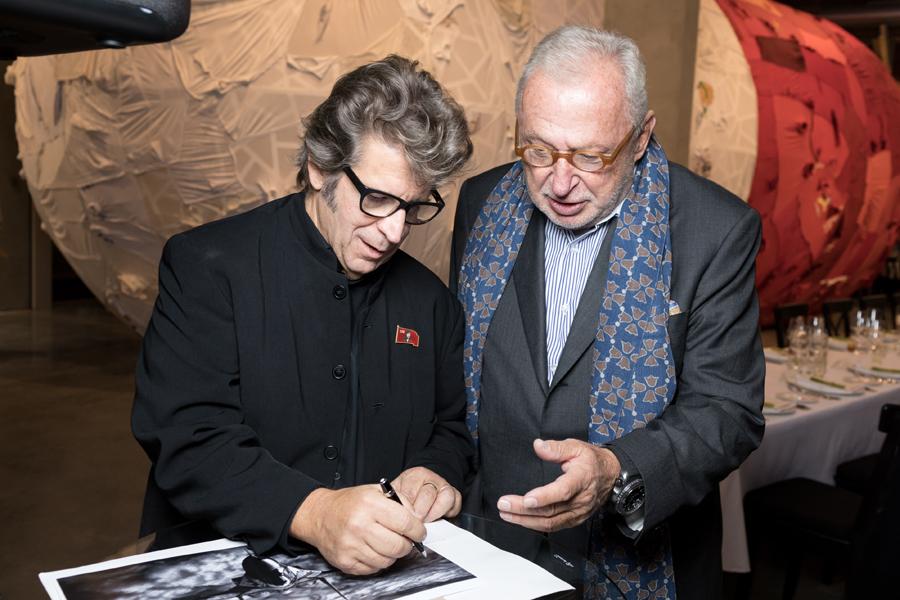 Robert-Longo-with-Georg-R.-Weiner